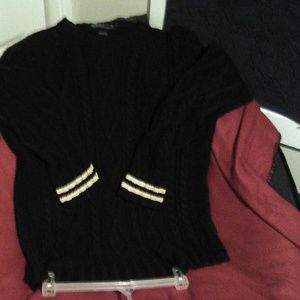 Polo Hand Knitted Sweater